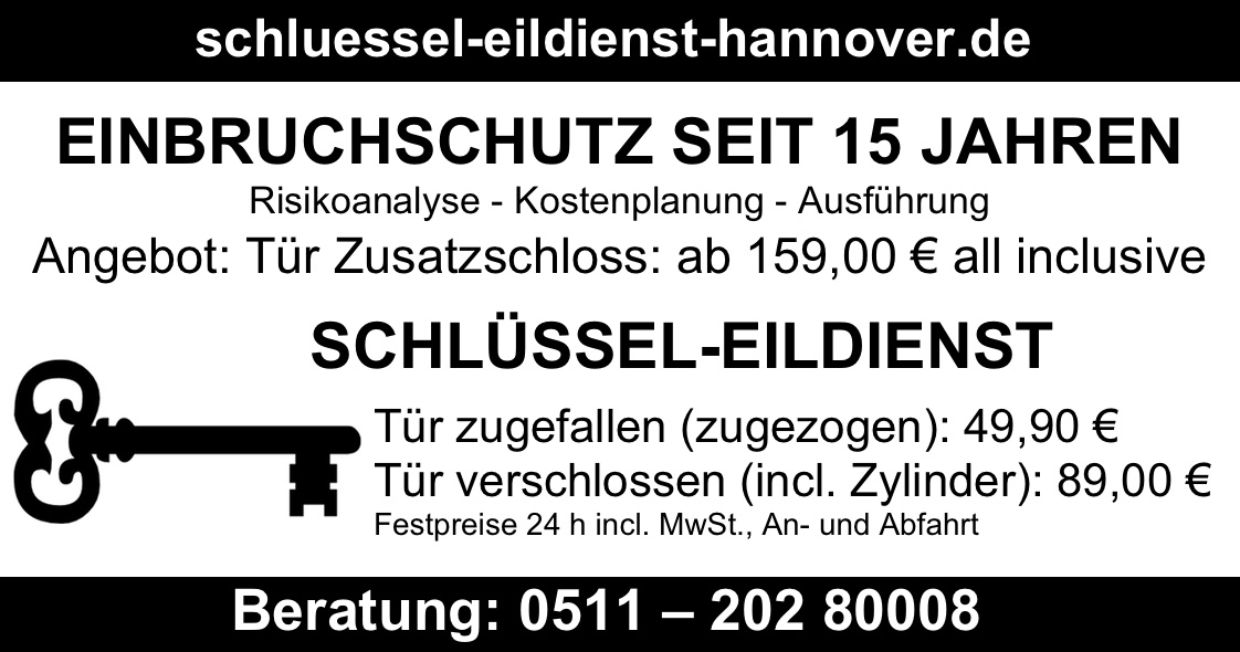 Schlurssel-eildienst news